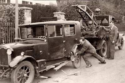 Prima firmă de tractări auto