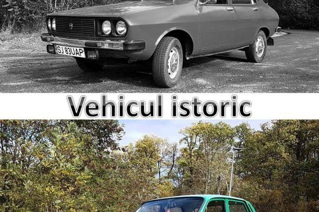 RETRO CAR – Vehicul istoric